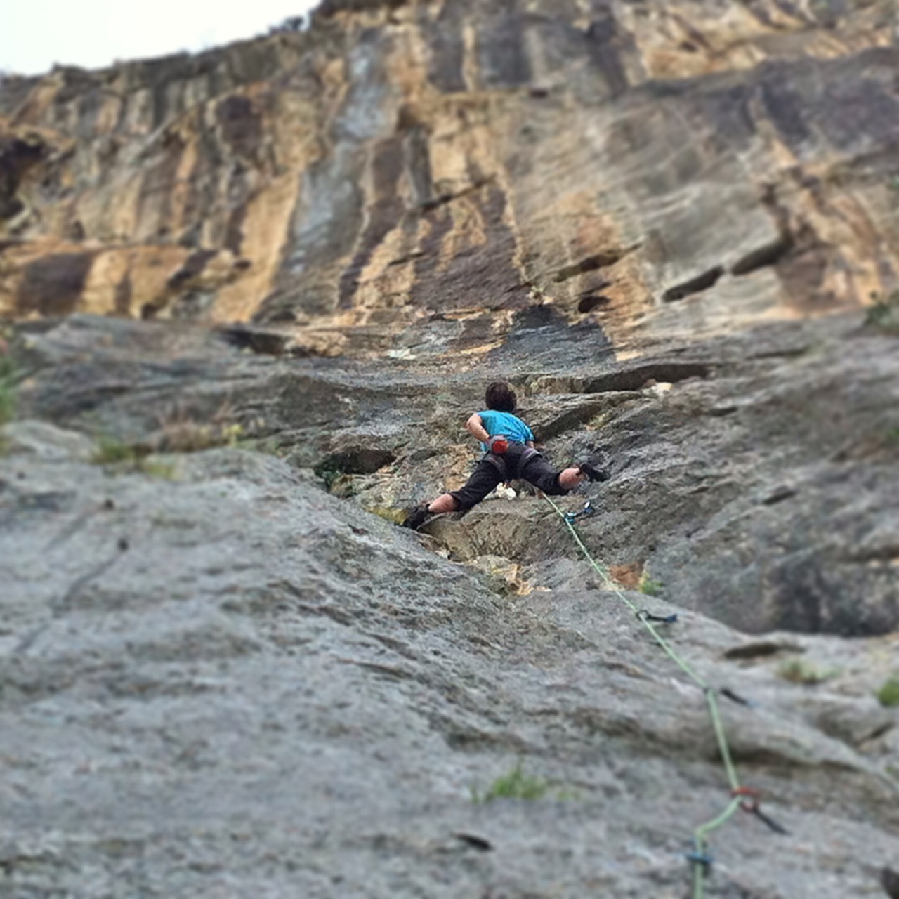 Mary sends the first pitch of Nirvana 6b...