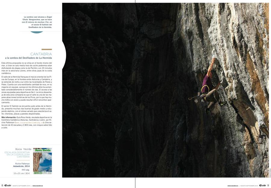 Escalar 93 featuring Roca Verde