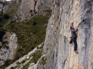 Denise Mortimer does the crux of Sol y Nieve...