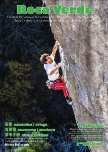 La guia nueva de Roca Verde...the new Roca Verde guide...