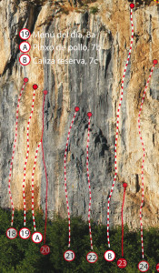 Muro Techo Final New Routes 112016